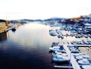 Miniatyr havn